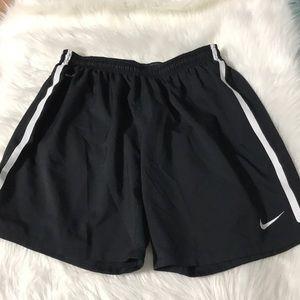 Nike Men's Dri fit athletic shorts size large